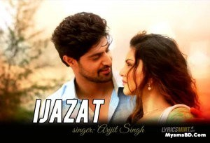 Ijazat by Arijit Singh- One Night Stand