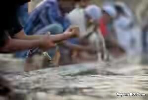 অজু'র সময় যে দোয়া পাঠ করলে গোনাহসমূহ পানির সাথে ধুয়ে যায় !