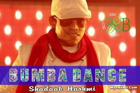 Bumba Dance Song Lyrics - Shadaab Hashmi (Prosenjit Chatterjee)