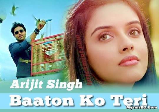 Baaton Ko Teri Lyrics – All is Well | Arijit Singh
