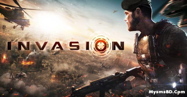 অ্যান্ড্রয়েড গেম রিভিউ: Invasion