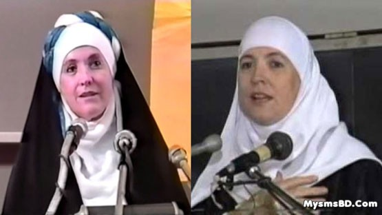 ইসলাম আমার হৃদয়ের স্পন্দন: মার্কিন নও-মুসলিম আমিনা অ্যাসিলিমি