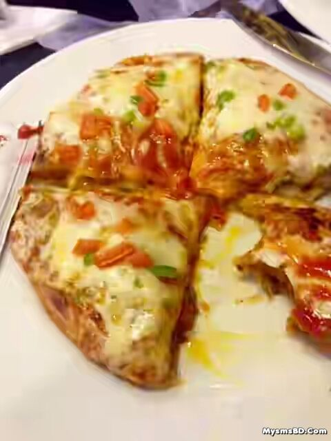 Item: Mexican Pizza🍕🍕 [with Rate]