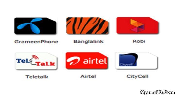 Important Service Code For GP/Robi/Banglalink/teletalk/Airtel
