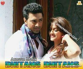 Song Dhitang Dhitang Lyrics - Love Express | Armaan Malik | Dev