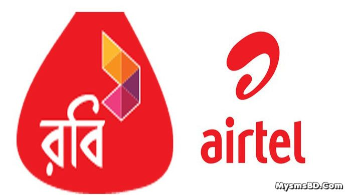 1 GB 30 Tk and Special Call Rate 0.5 Paisa/Sec Robi and Airtel Merger Bonanza Offer