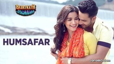 Humsafar Lyrics | Badrinath Ki Dulhania | Varun Dhawan & Alia Bhatt