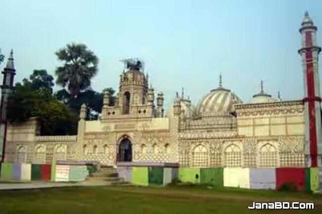 মোগল স্থাপত্যের বজরা শাহি জামে মসজিদ