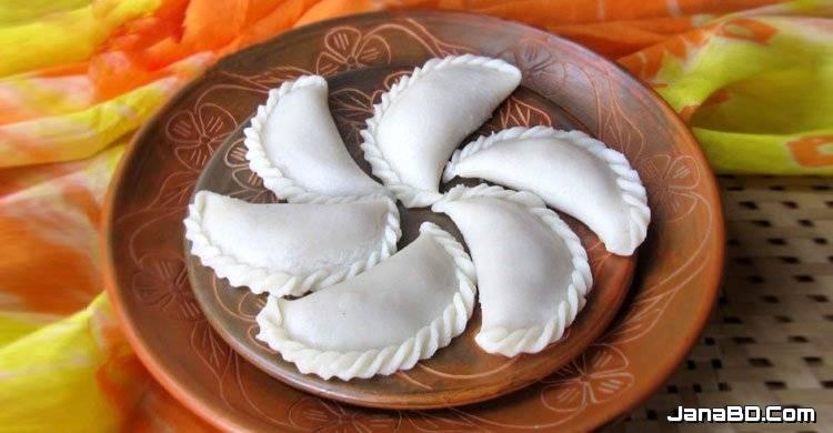 সেদ্ধ পুলি পিঠা