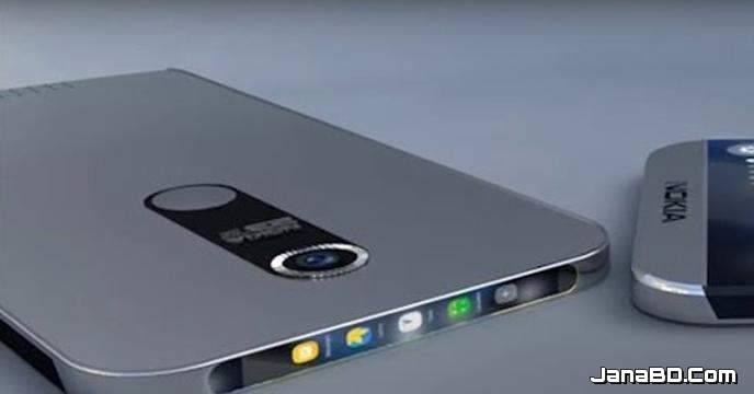 বাজারে আসতে চলেছে Nokia'র ৫০০০মিলিঅ্যাম্পিয়ারের ফোন