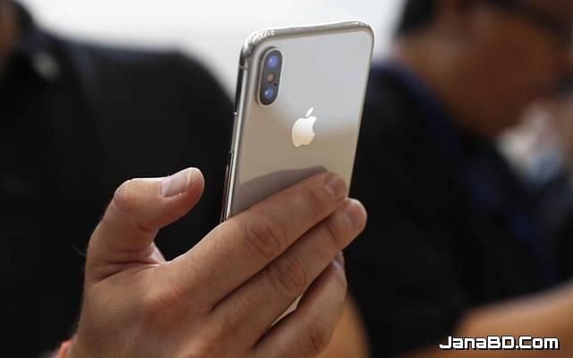 নতুন তিনটি আইফোন X আনবে অ্যাপল!