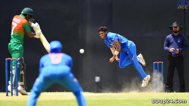 পারল না বাংলাদেশ, ৫ রানে জিতে ভারত চ্যাম্পিয়ন