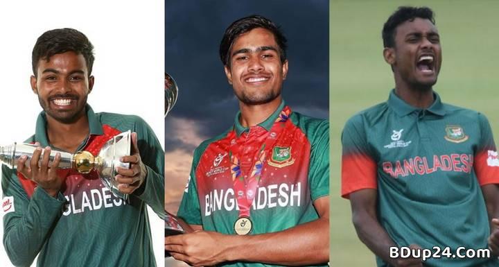 যুবদল থেকে যে ৩ ক্রিকেটার দ্রুত সুযোগ পেতে পারে জাতীয় দলে