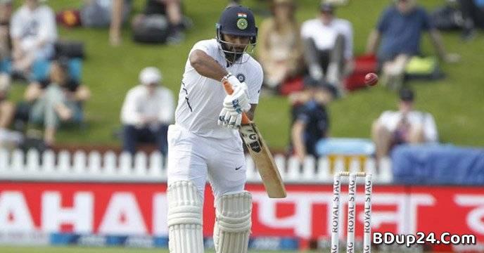 নিউজিল্যান্ডের বিপক্ষে প্রথম টেস্টে ১৬৫ রানে গুটিয়ে গেলো ভারত