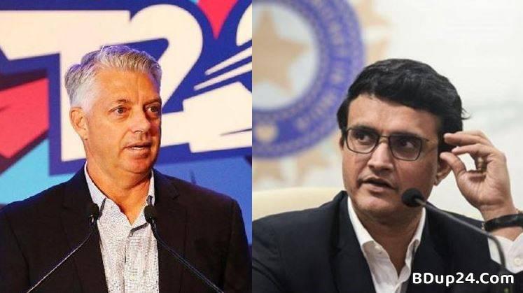 ভারত ক্রিকেট বোর্ডকে সরাসরি না করে দিল আইসিসি